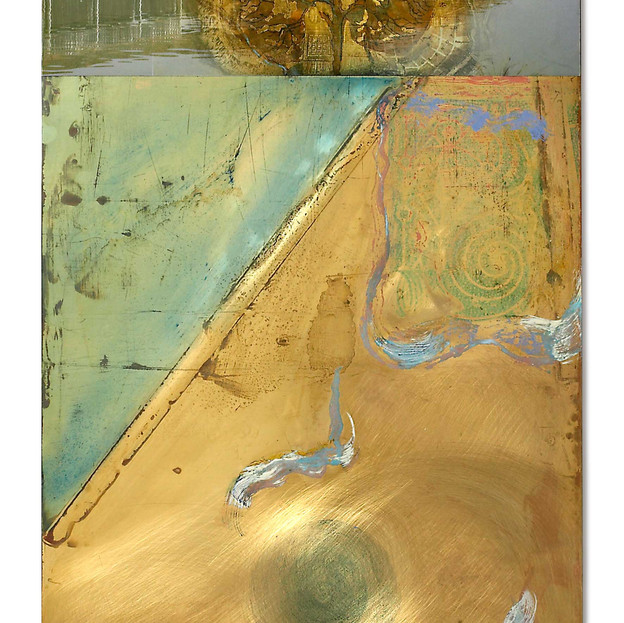 Mapping of Transmutation-On the Two Seas of Jerusalem
