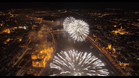 Firework Budapest