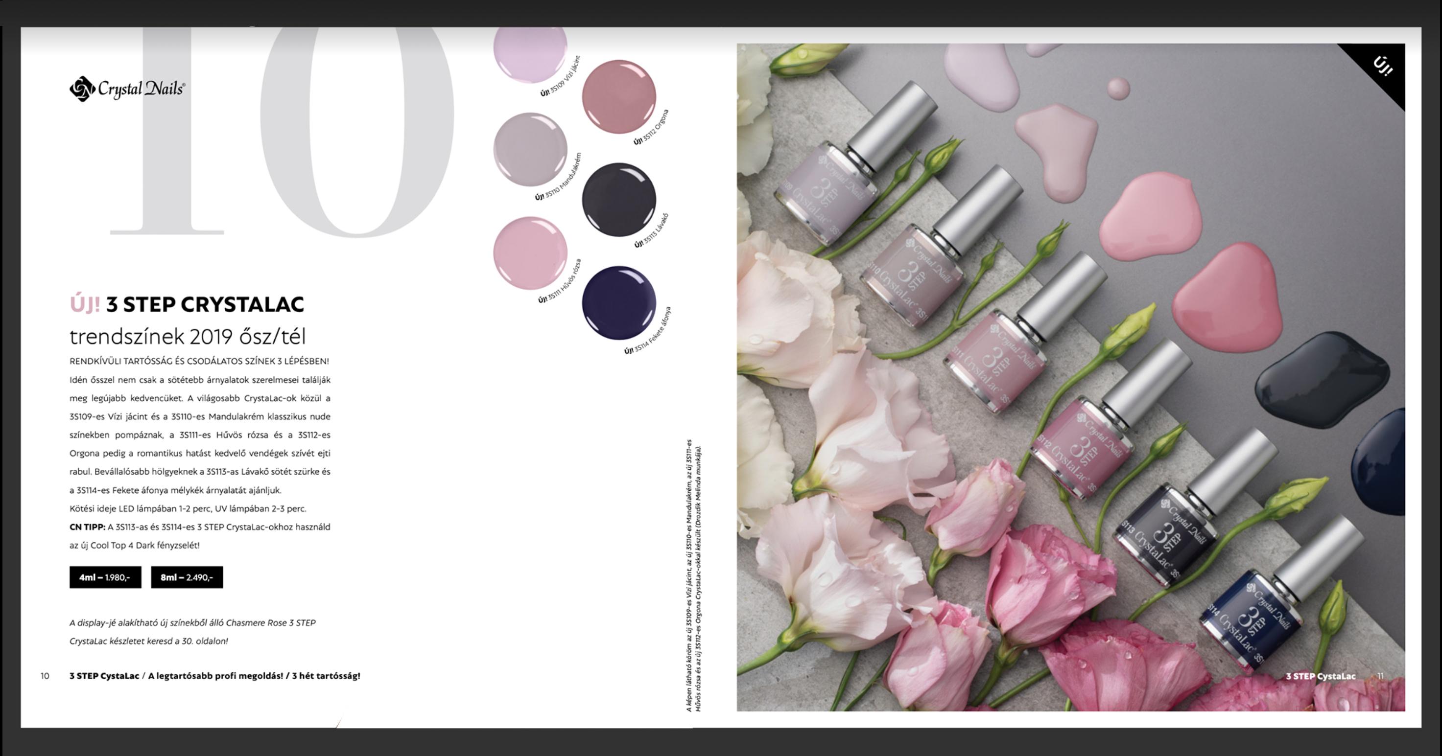 Crystal Nails  - kampányfotó - 02
