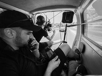 Múzsa filmforgatás - Werkfotó