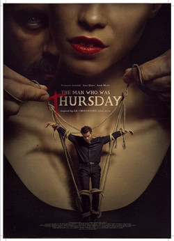 The man who was Thursday - filmplakát