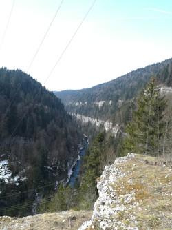 Les Gorges du Doubs