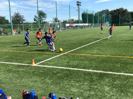 【ジュニア】2020JFA全日本U-12サッカー選手権大会 東京都第9ブロック大会 結果