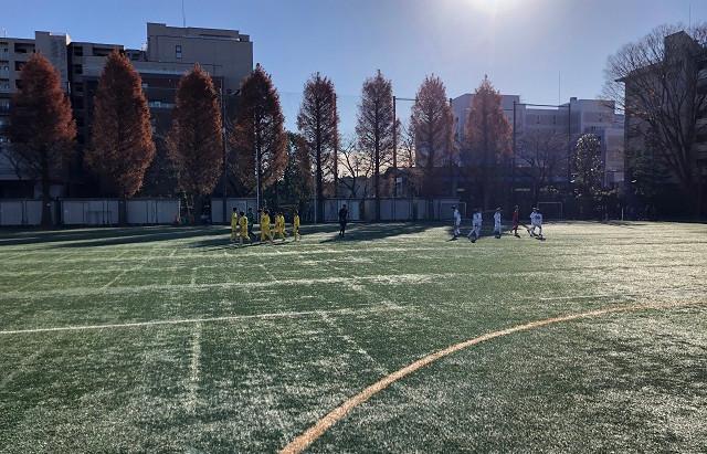 【ジュニア】2020 三井のリハウス東京都U-12サッカーリーグ 1部