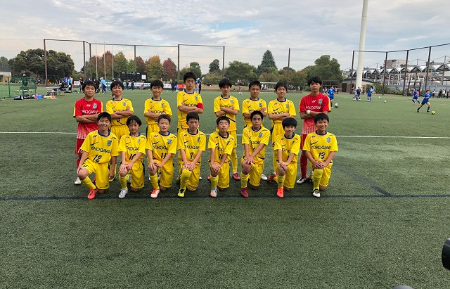 【ジュニア】2020JFA全日本U-12サッカー選手権大会 東京都中央大会