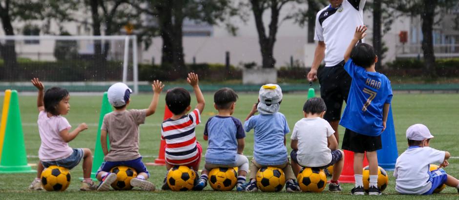 【満員御礼】年少さん短期スクール12月開催! ←募集終了