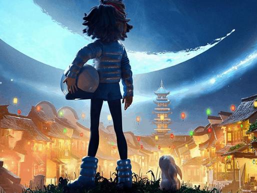 """Crítica: """"A caminho da Lua"""" uma animação cheia de emoção, cores e música"""