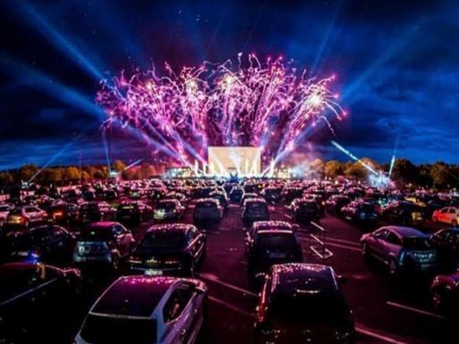 Começa a venda de ingressos para o cinema drive-in da Jeunesse Arena.