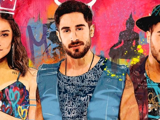 """Crítica: a positividade de sempre e um olhar mais maduro em """"Eu feat. Você"""" da banda Melim"""
