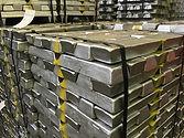 Entrega de aluminio