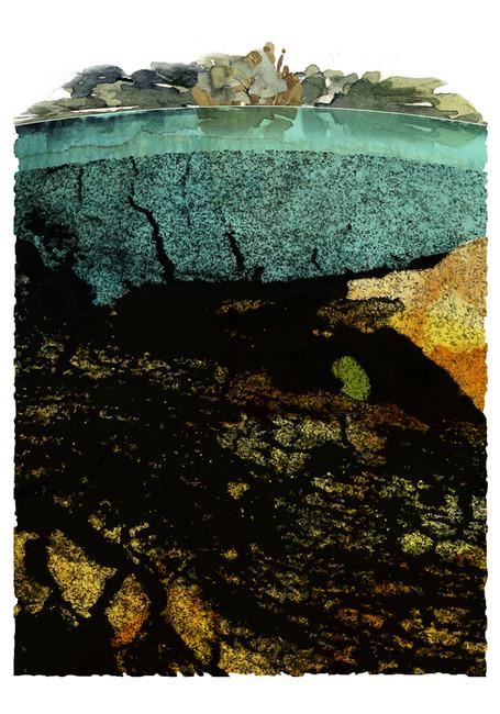 Les grangettes 4 I 50x70 cm I © Réf: 25 I Tirages limités à 20 exemplaires.