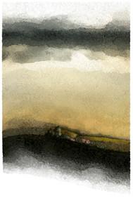 Horizon I 50x70 cm I © Réf: 42 I Tirages limités à 20 exemplaires.
