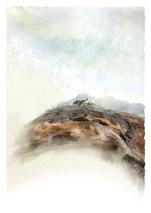 Terre d'en haut I 50x70 cm I © Réf: 57 I Tirages limités à 20 exemplaires.