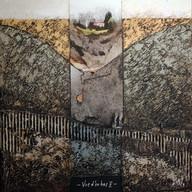 Vue d'en-bas 5 - Collage - acrylique - technique mixte I 40x40 cm I © Réf: 08 I