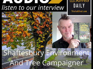 Interview about Living With Trees