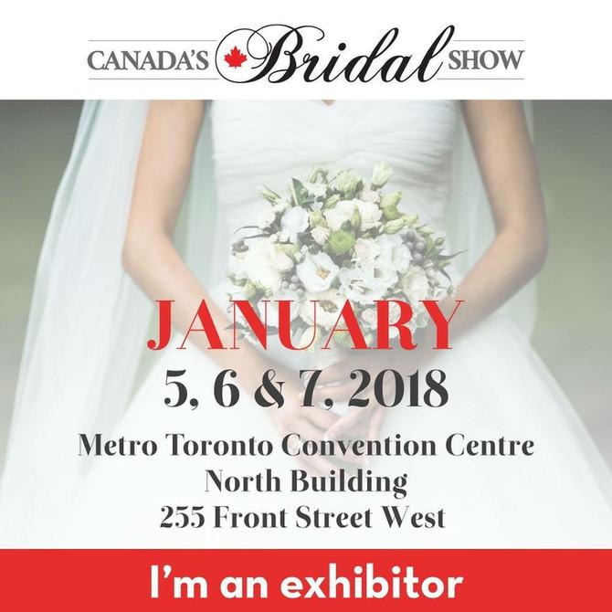 Canada's Bridal Show