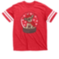 Chewie Holiday Tees