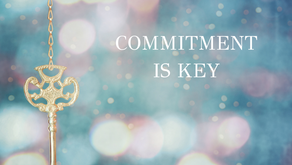 Commitment is Key!