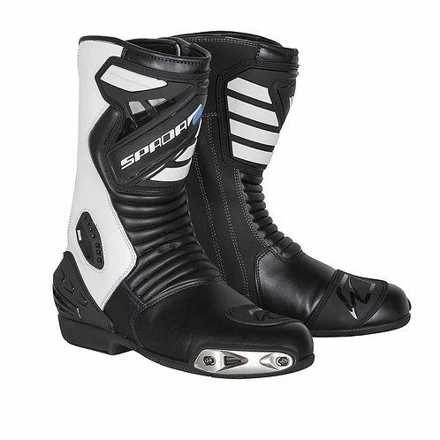 Spada Sportor Boots Black/White