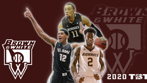 Conger, Gregg, and Mobley Commit to Brown & White for the 2020 TBT