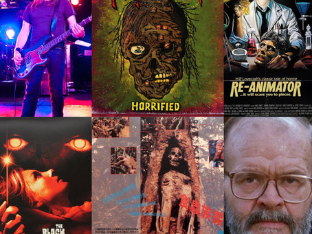 Cinematic Void Podcast ep. 4: Scott Carlson of Repulsion
