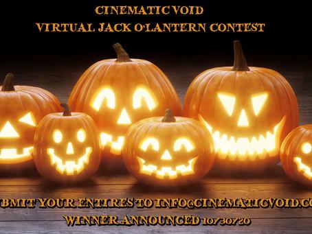 Cinematic Void Virtual Jack O'Lantern Contest