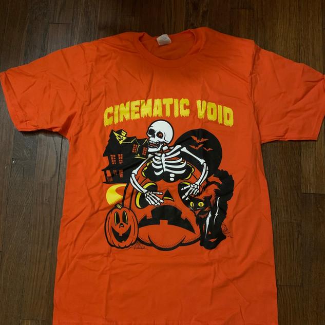Void Halloween Orange Limited Edition 2020
