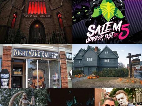 Cinematic Void Podcast: Salem, Massachusetts