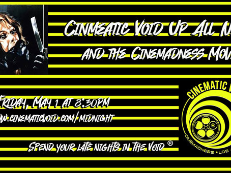 It's Giallo Week On The Cinemadness Movie
