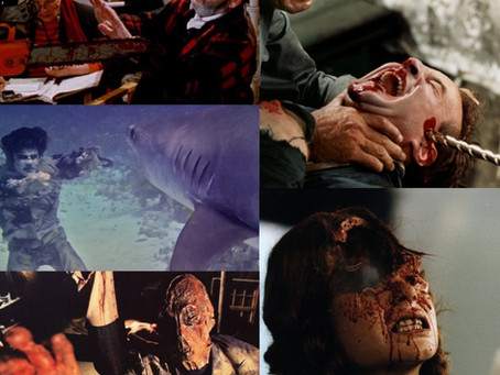 CINEMATIC VOID PODCAST: FULCI'S ZOMBIE FILMS