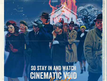 Things get chilly with the Cinemadness Movie on Dec. 11