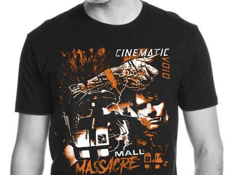 MALL MASSACRE T-SHIRT Pre-orders are live