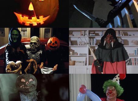 Cinematic Void Podcast: On Halloween part 1