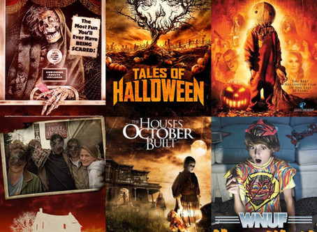 Cinematic Void Podcast: Anthologies & Found Footage (On Halloween part 4)
