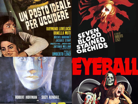 Cinematic Void Podcast: Umberto Lenzi Giallos Part 1