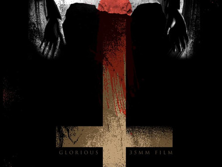 Tickets on sale now for our EXORCIST III in 35mm screening