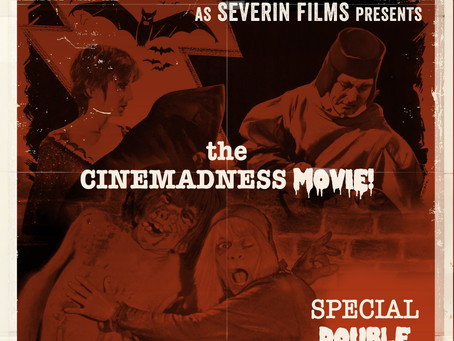 March 12th: Cinematic Void Up All Night Presented by Severin Films