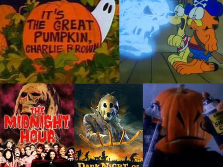 Cinematic Void Podcast: TV Terror (On Halloween part 3)