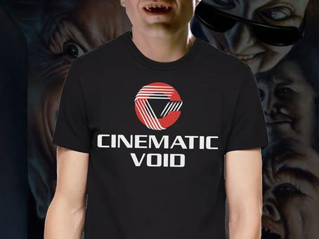 Patreon Exclusive: Void/Vestron Mash-up Shirt