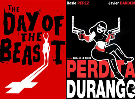 DAY OF THE BEAST/DANCE WITH THE DEVIL Drive-in Double Feature