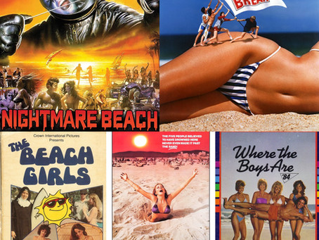 Cinematic Void Podcast: Spring Break, Brah!