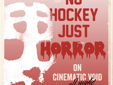 No hockey, just horror on this week's Cinemadness Movie