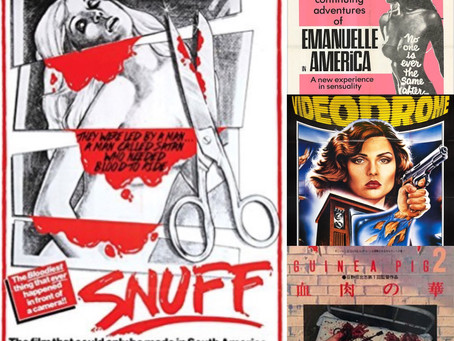 Cinematic Void Podcast: Up To Snuff