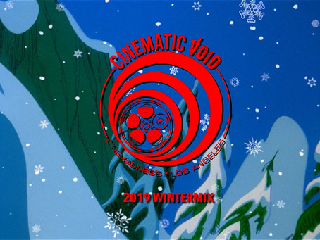Beat the Holiday Blues with our Winter Audio/Visual Mix
