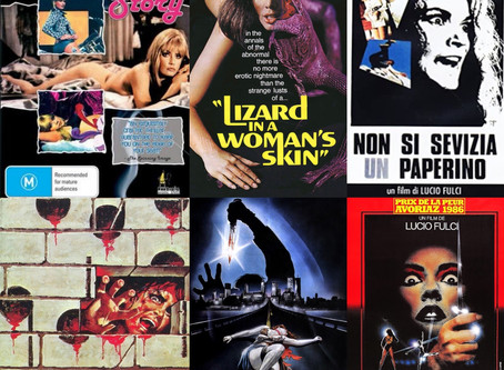 Cinematic Void Podcast: The Giallo Films of Lucio Fulci