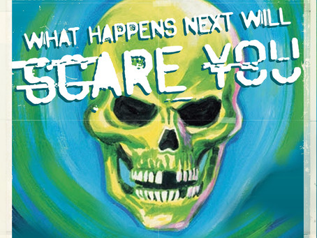 WHAT HAPPENS NEXT WILL SCARE YOU Sneak Preview on Cinematic Void Up All Night on 6/11