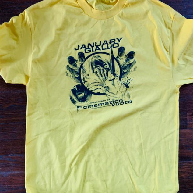 January Giallo 2020 Yellow Variant