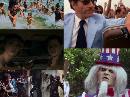 Cinematic Void Podcast: 4th of July Favorites