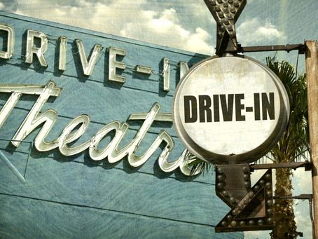 Cinematic Void Podcast: At the Drive-in