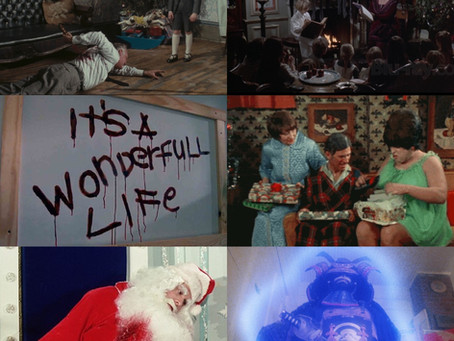 Cinematic Void Podcast: A Nontraditional Christmas